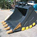 20 Tonne Rock Bucket