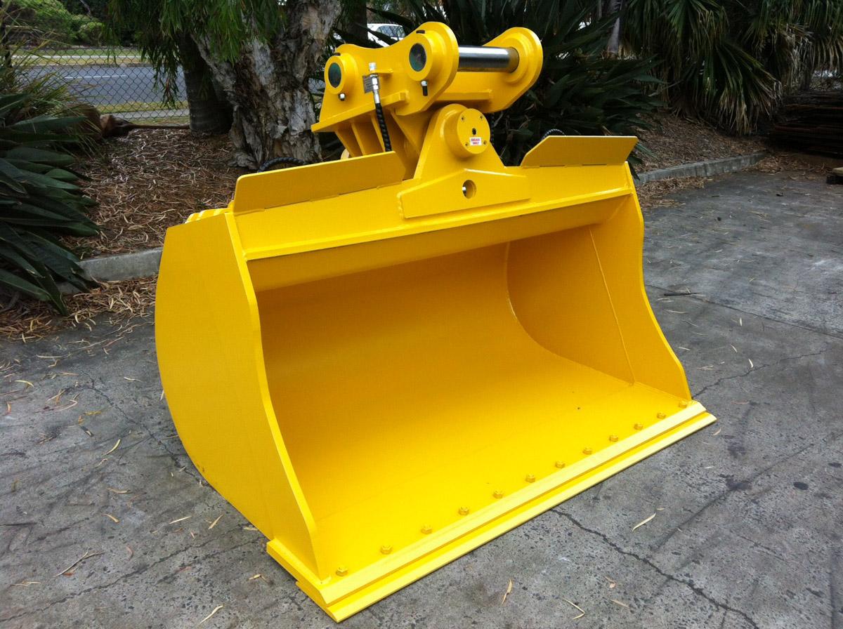 Tilting Buckets For Excavators, Australia  Call Now 07 3801 3855