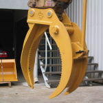 5 Tonne 3 Tyne Mechanical Grab