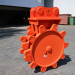 5 Tonne Trench Roller (2)