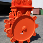 5 Tonne Trench Roller (3)