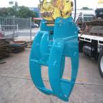 7 Tonne 4 Tyne Hyd Grab