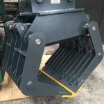 5 Tonne Demolition/Waste Grapple