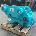 Kobelco SK135 Auto-lock Quick Hitch