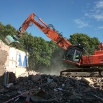 DSG5000 on Hitachi ZX470 3