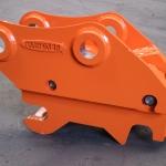 5-6 Tonne Auto-lock Quick Hitch