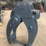 1.5T - 2T Hydraulic Grab